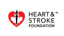 Fondation des maladies du cœur et de l'AVC Logo