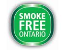Smoke Free Ontario Logo